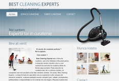 Best Cleaning Experts - servicii de curatenie